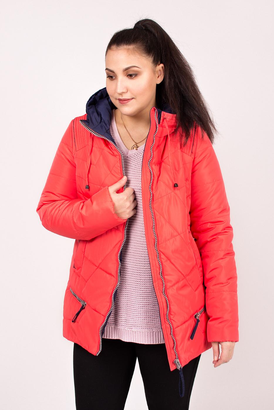 Купить Куртку Женскую Весеннюю В Москве
